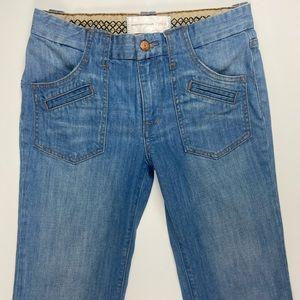 Paper Denim & Cloth Jeans Topaz Mid-Rise Jeans